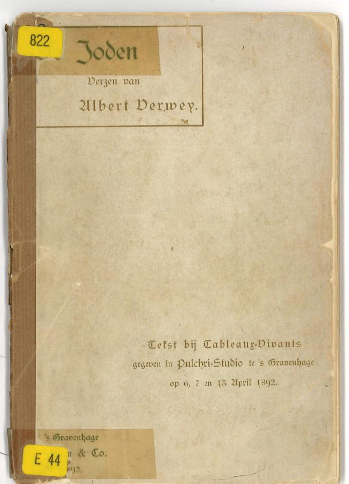 Pulchri Tekstboekje