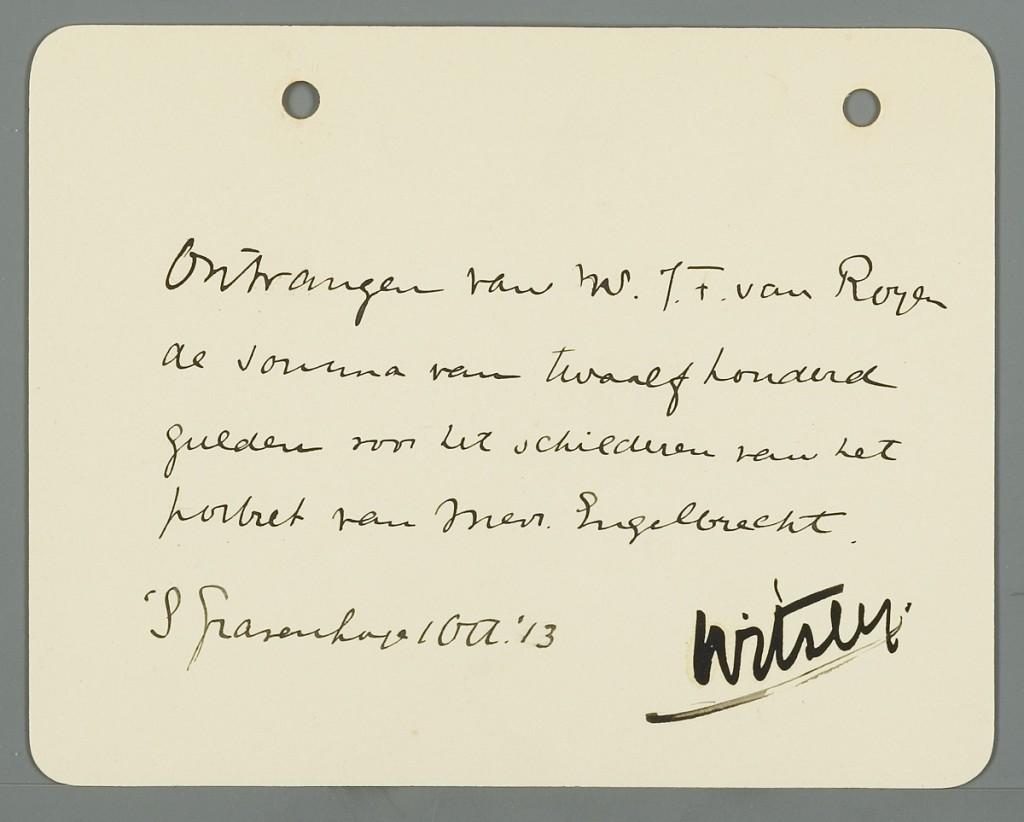 EW#WW aan Van Royen