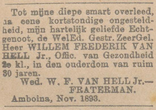 Nazaten Van Hell#1893-12-04